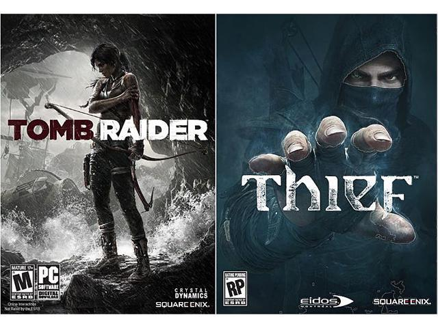 Tomb Raider + Thief [Online Game Codes]