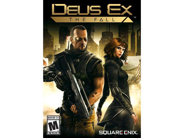 Deus Ex the Fall [Online Game Code]