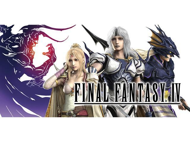 Final Fantasy IV [Online Game Code]