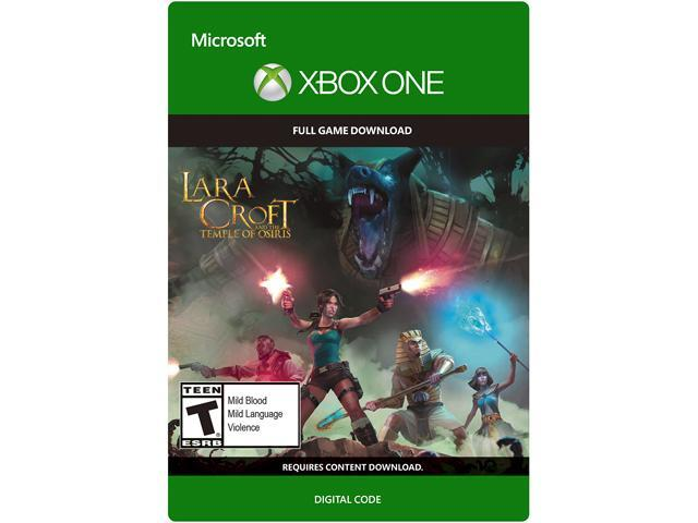 Lara Croft and the Temple of Osiris XBOX One [Digital Code]