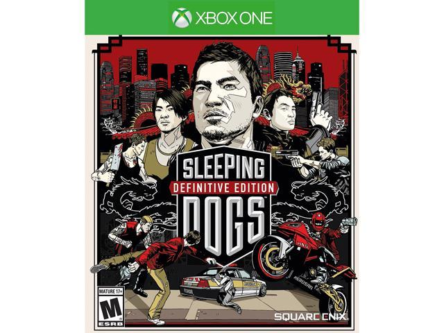 Sleeping Dogs: Definitive Edition XBOX One [Digital Code]