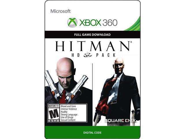 Hitman HD Pack - XBOX 360 [Digital Code]