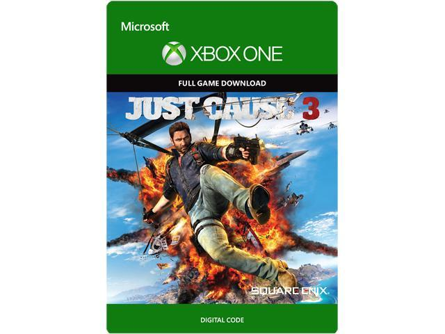 just cause 3 xbox one digital code. Black Bedroom Furniture Sets. Home Design Ideas