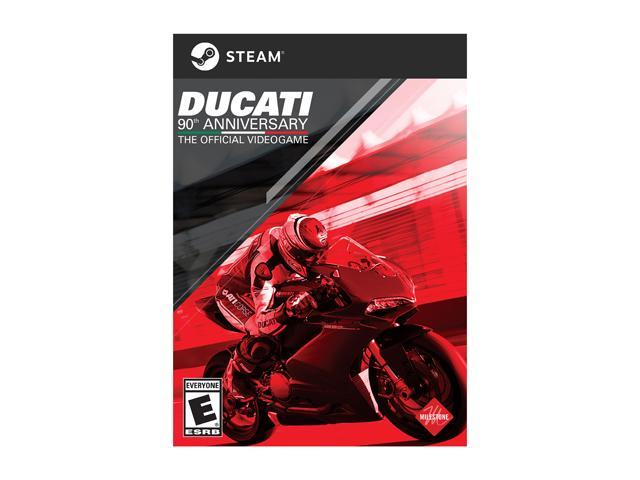 Ducati - 90th Anniversary [Online Game Code]
