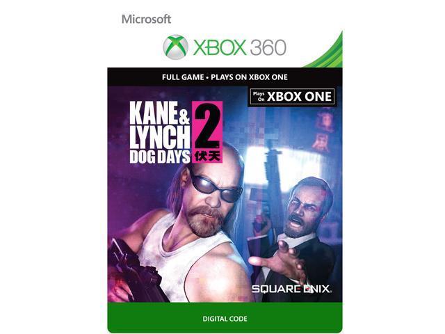 Kane & Lynch 2 XBOX 360 [Digital Code]