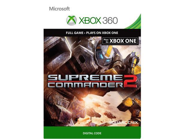 Supreme Commander 2 XBOX 360 [Digital Code]