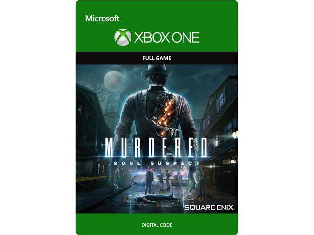 Murdered: Soul Suspect Xbox One [Digital Code]