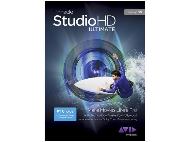 Pinnacle Studio HD Ultimate v15