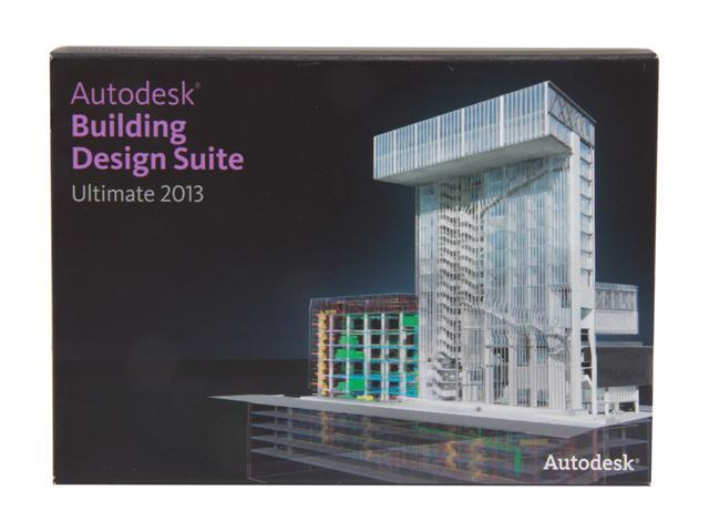 Autodesk Building Design Suite Ultimate 2013 Student
