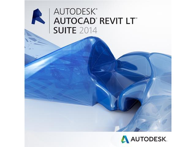 Autodesk AutoCAD Revit LT Suite 2014 for PC - Includes 1 year Autodesk Subscription