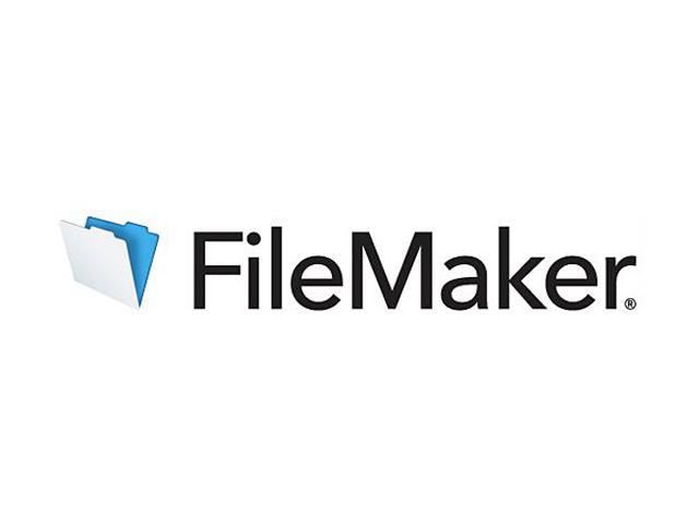 FileMaker - ( v. 15 ) - license + 1 Year Maintenance - 25 users - GOV, corporate - FLT - Win, Mac