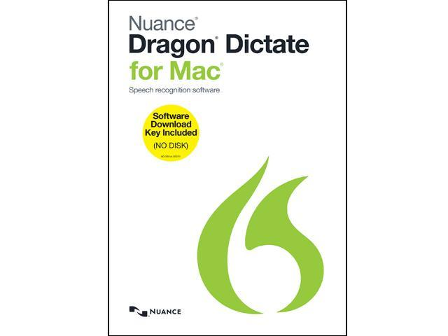Nuance 4 dragon dictate mac free