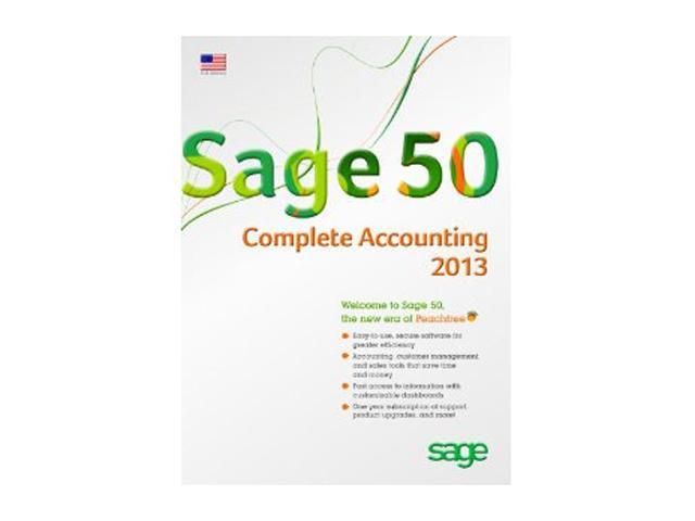 Sage Sage 50 Complete Accounting 2013 (Single User)
