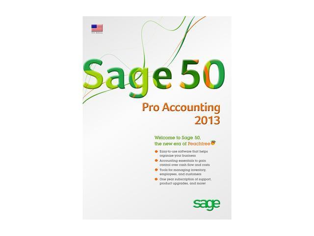 Sage Sage 50 Pro Accounting 2013