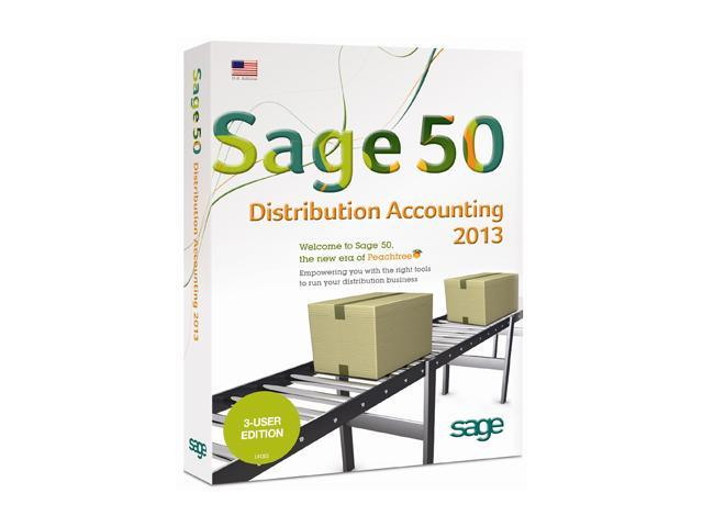 Sage 50 Premium Distribution Accounting 2013 (Three User)