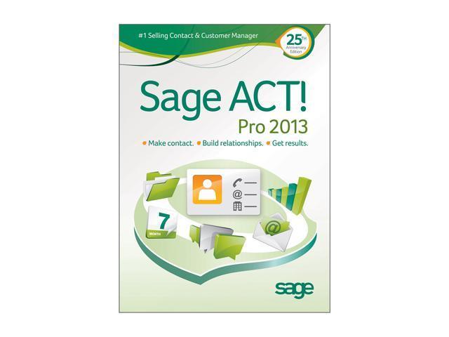 Sage ACT! Pro 2013