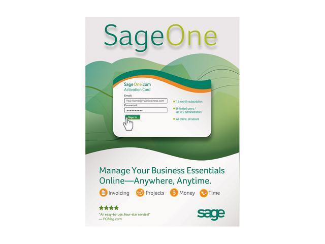 Sage Software Sage One