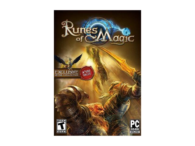 Runes of Magic PC Game
