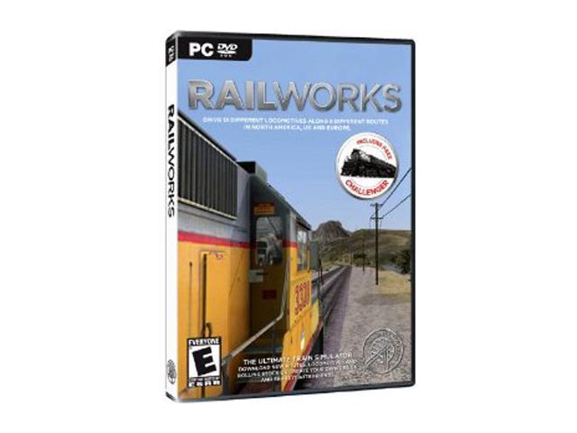 Railworks Train Simulator PC Game