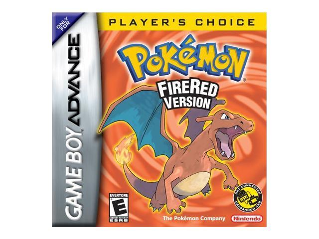 Pokemon: Fire Red GameBoy Advance Game Nintendo