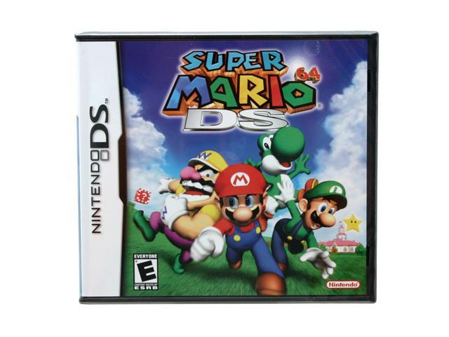 Super Mario 64 DS Nintendo DS Game Nintendo