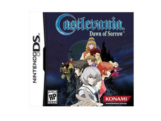 Castlevania: Dawn of Sorrow game