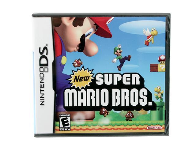 New Super Mario Bros for Nintendo DS