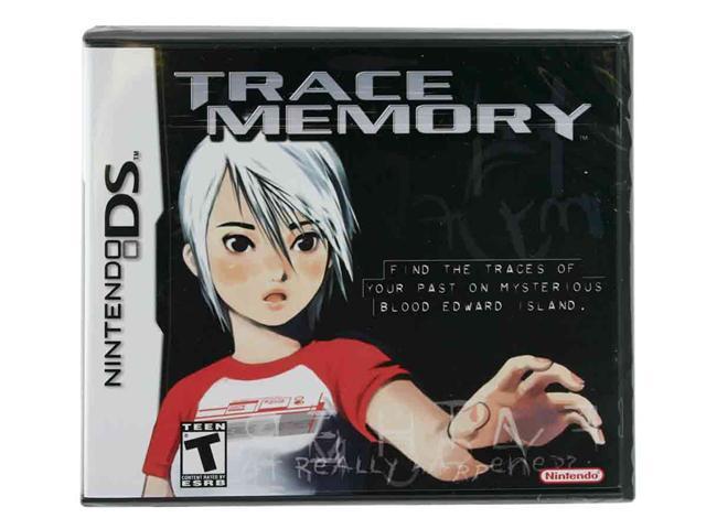 Trace Memory Nintendo DS game Nintendo