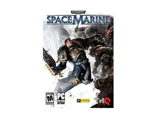 Warhammer 40k: Space Marine PC Game