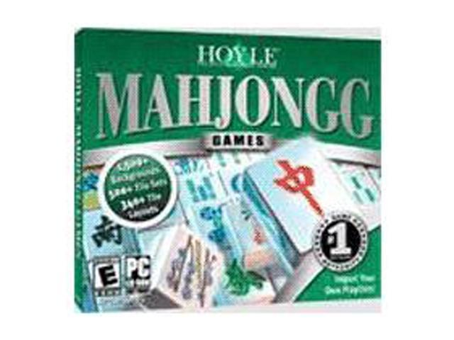 Hoyle Mahjongg Jc Pc Game 705381100232 Ebay