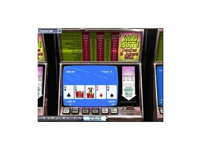 Hoyle Slots and Video Poker PC Game Encore Software