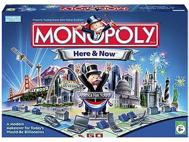 Monopoly Here & Now PC Game