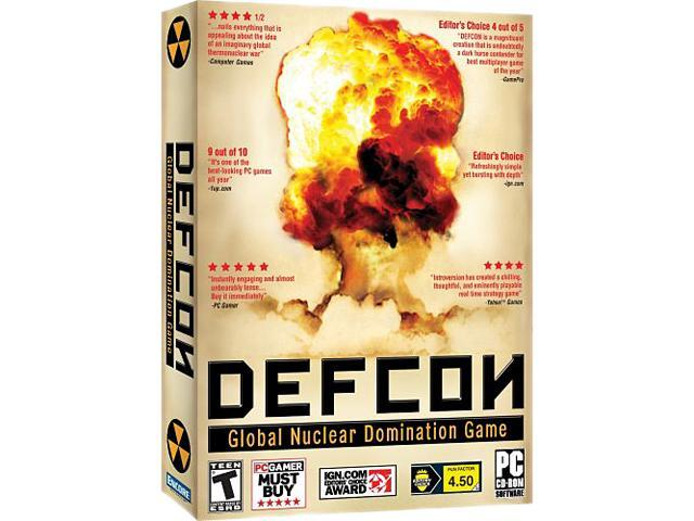 Defcon Global Nuclear Domination Game 62