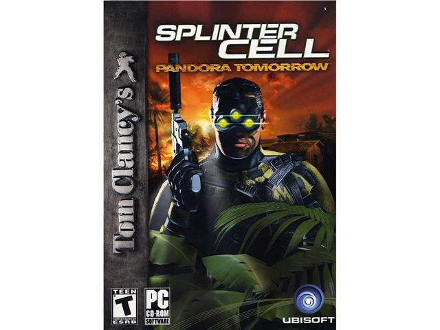 Splinter Cell/Splinter Cell Pandora Tomorrow D PC Game