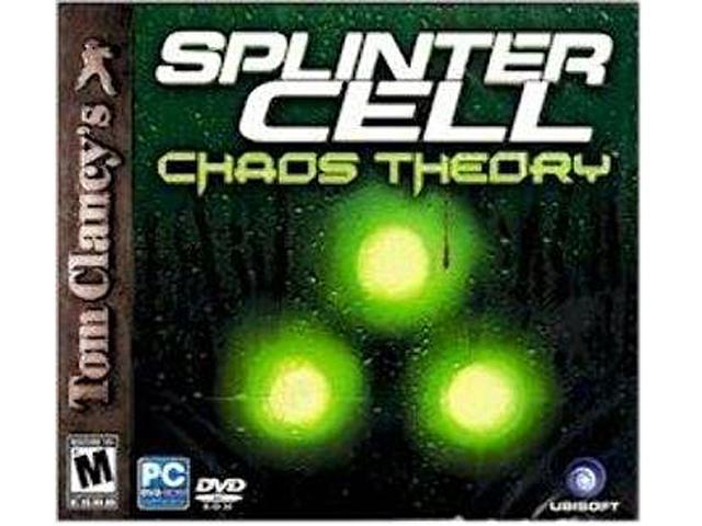 Splinter Cell Chaos Theory (Jewel Case) PC Game