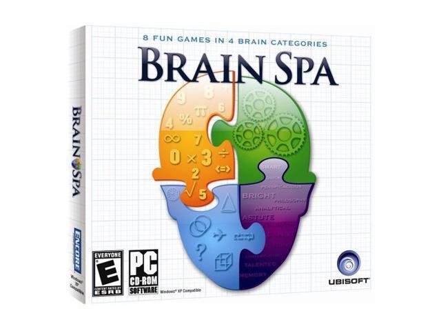 Brain Spa (Jewel Case) PC Game