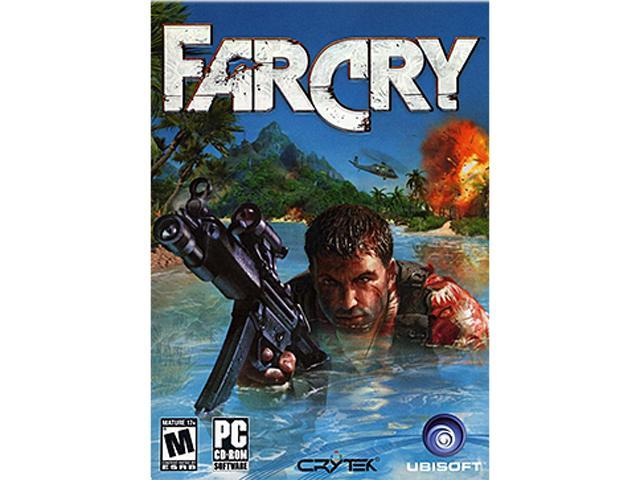 Far Cry Jewel Case PC Game