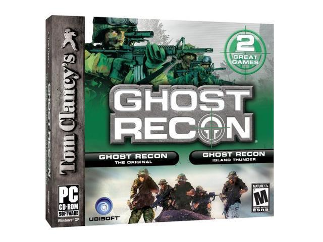 Ghost Recon & Ghost Recon: Island Thunder PC Game