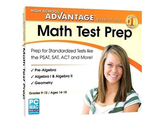 Encore Software High School Advantage Essentials Math Test Prep