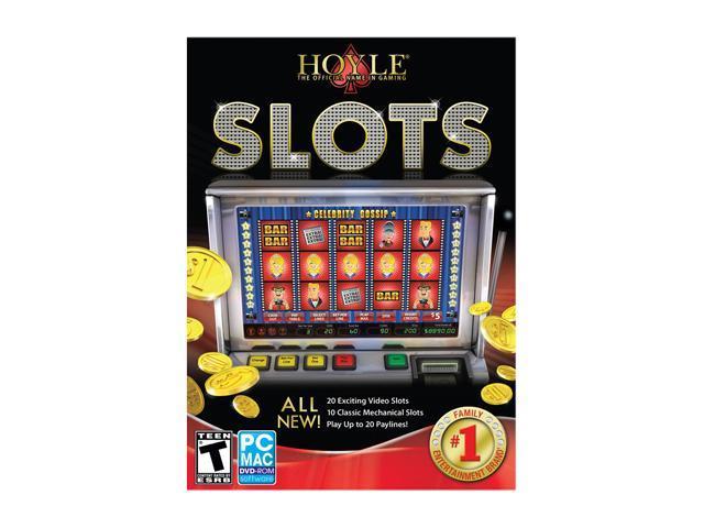 HoyleSlots 2010 PC Game