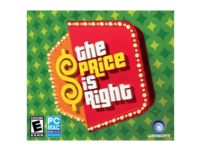 The Price is Right Jewel Case PC Game