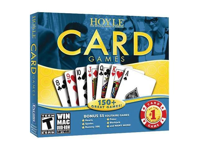 Hoyle Card Games 2008 PC Game