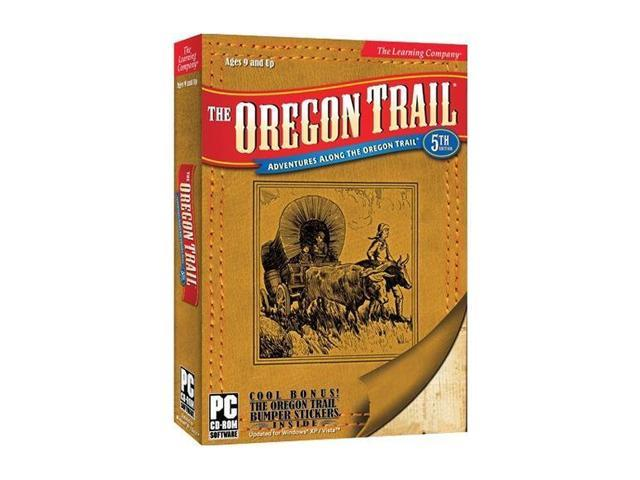 Encore Software Oregon Trail 5th Edition PC