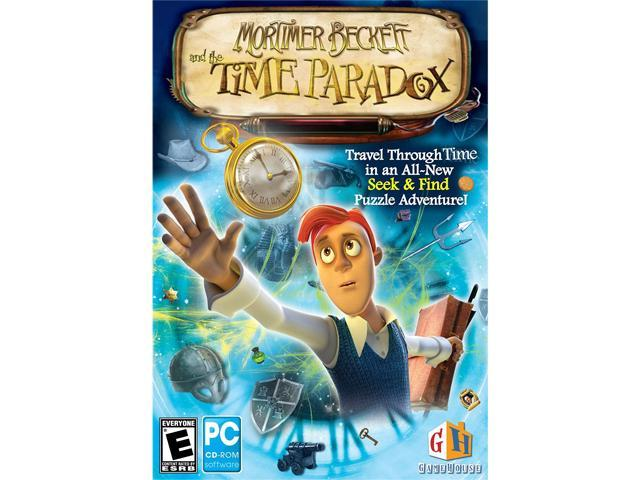 Mortimer Beckett & the Time Paradox PC Game