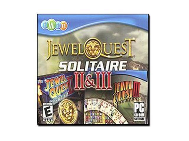 Jewel Quest Solitaire 2 & 3 - Windows PC Game