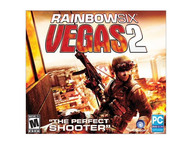Rainbow Six Vegas 2 PC Game