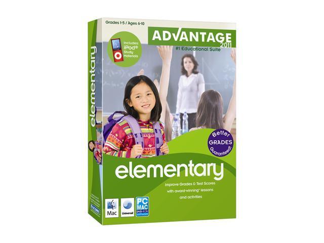 Encore Software Elementary Advantage 2011
