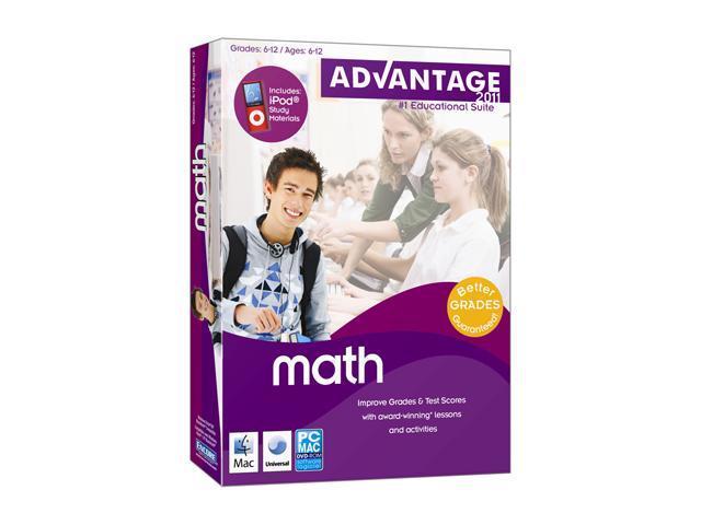 Encore Software Math Advantage 2011