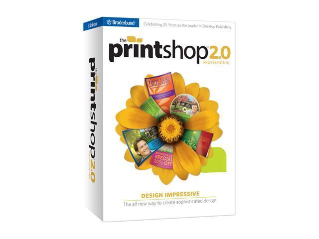 Encore Software The Print Shop 2.0 Professional SB