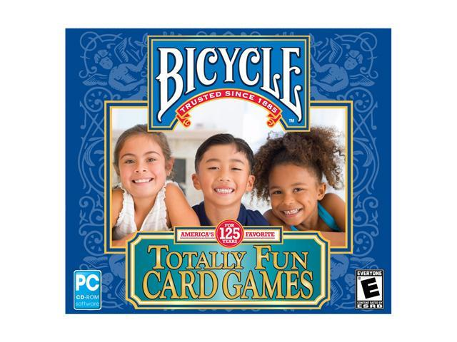 Bicycle Totally Fun Card Games (Jewel Case) PC Game